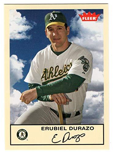 Erubiel Durazo (Baseball Card) 2005 Fleer Tradition # 164 NM/MT