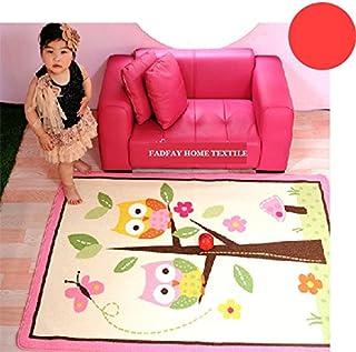FADFAY Home Textile,Unique Cartoon Owl Carpet,Designer...
