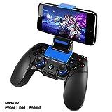 Controller di gioco Senza Fili PowerLead PG8718 per PUBG, Gamepad Wireless Supporto for iOS...