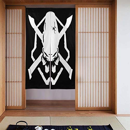 Ncolpolzde Halo Legendary Fashionable Fabric Door Curtains Premium Home Decorative Curtains Can Be Used As Room Partition Curtains Hang On The Wall Door Or Window
