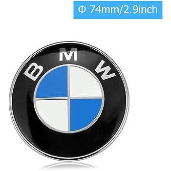 Genuine BMW E46 Cabrio Compact Coupe Sedan Key Emblem 11mm OEM 66122155753 66-12-2-155-753