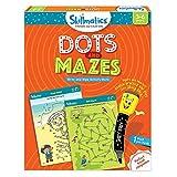 Skillmatics Educational Game: Dots and Mazes (3-6 Years) | Creative Fun Activities