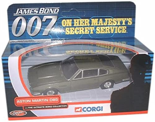 Aston Martin DBS James Bond-On her Majesty′s secret Service
