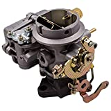Waverspeed Carburetor for Ford 1957 1960 1962 144 170 200 223 6CYL 1-Barrel Manual Choke Carb