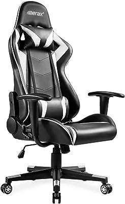Amazon Com Desino Gaming Chair Racing Style Ergonomic