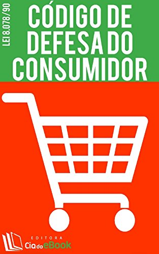 Código de defesa do consumidor (Portuguese Edition)