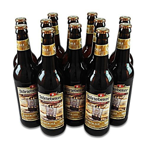 Störtebeker Scotch-Ale (12 Flaschen à 0,5 l / 9,0% vol.)