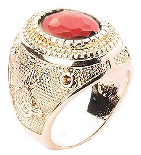 Ptrrss - goudkleurige ring