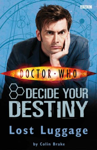 Doctor Who: Lost Luggage: Decide Your Destiny: Story 1
