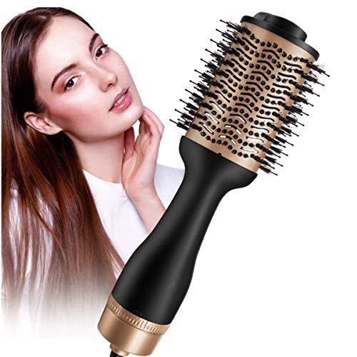Secador de pelo, cepillo de aire caliente, 5 en 1 Upgrade Styling Cepillo Hair Dry con Lonic negativo para todo tipo de cabello