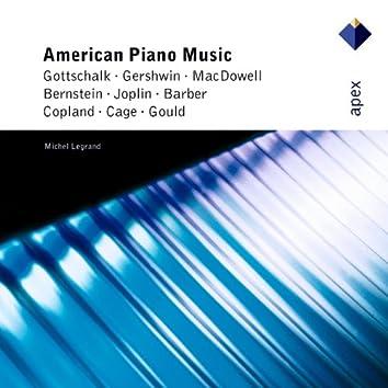 American Piano Music  -  APEX
