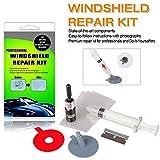Randalfy Car Windshield Repair Kit – Windshield & Glass Repair Tool Set