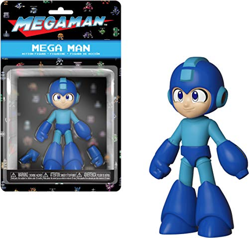 Funko 34818 Action Figure: Mega Man, Multicolor