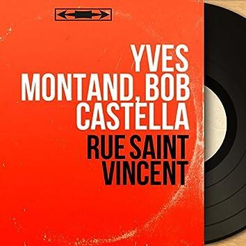 Rue Saint Vincent (Mono version)