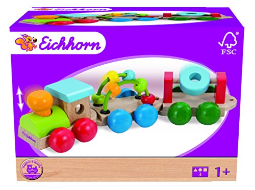 Eichhorn 100005155 - bunter Spielzug