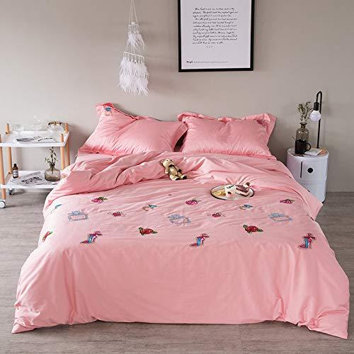 Yaonuli Cartoon-papier, vierdelig, van katoen en katoen, met parfum in poeder, 2,0 m (6,6 voet) bed