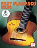 Easy Flamenco Solos Book with Online Audio (Value Line)