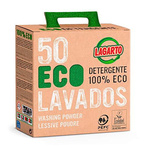 Lagarto Maleta Lagarto Ecológica 50 Lavados - Pack de 4 x 2550 gr