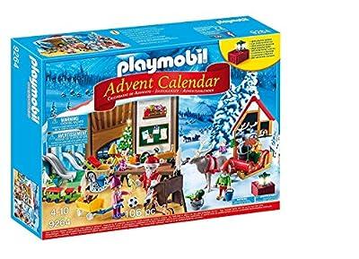 PLAYMOBIL Advent Calendar - Santa's Workshop by