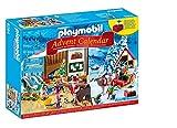 Calendario Adviento Playmobil Taller de Navidad