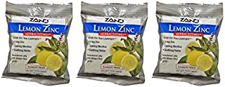 Herbal Lozenge-Lemon Zinc Zand 15 Lozenge