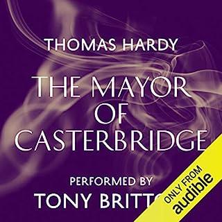 The Mayor of Casterbridge cover art