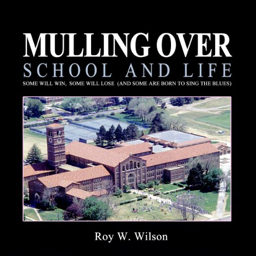 Mulling Over School and Life audiobook cover art