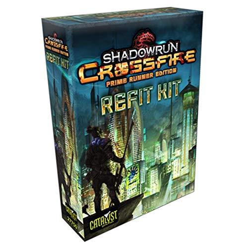 Catalyst Game Labs Shadowrun: Crossfire: Prime Runner Refit Kit