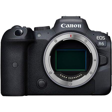 Canon ミラーレス一眼カメラ EOS R6 RF24-105 IS STM レンズキット ブラック
