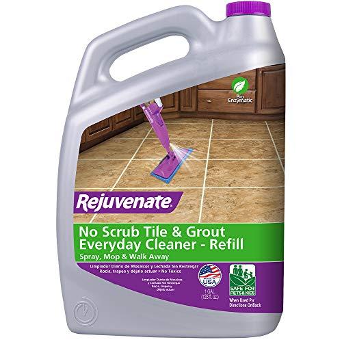 Rejuvenate Tile Grout Everyday Cleaner, Black, 128 Fl Oz
