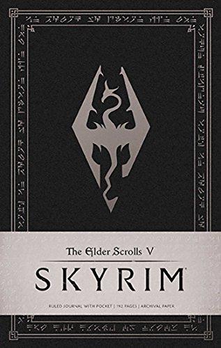 The Elder Scrolls V: Skyrim Hardcover Ruled Journal (Large) (Insights Journals)