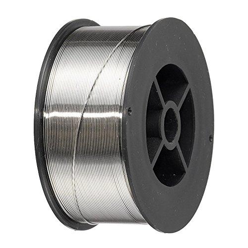 Diámetro 0,8mm MIG acero inoxidable 308LSi–V2A–1.4316soldadura inalámbrica 1kg, 250m.