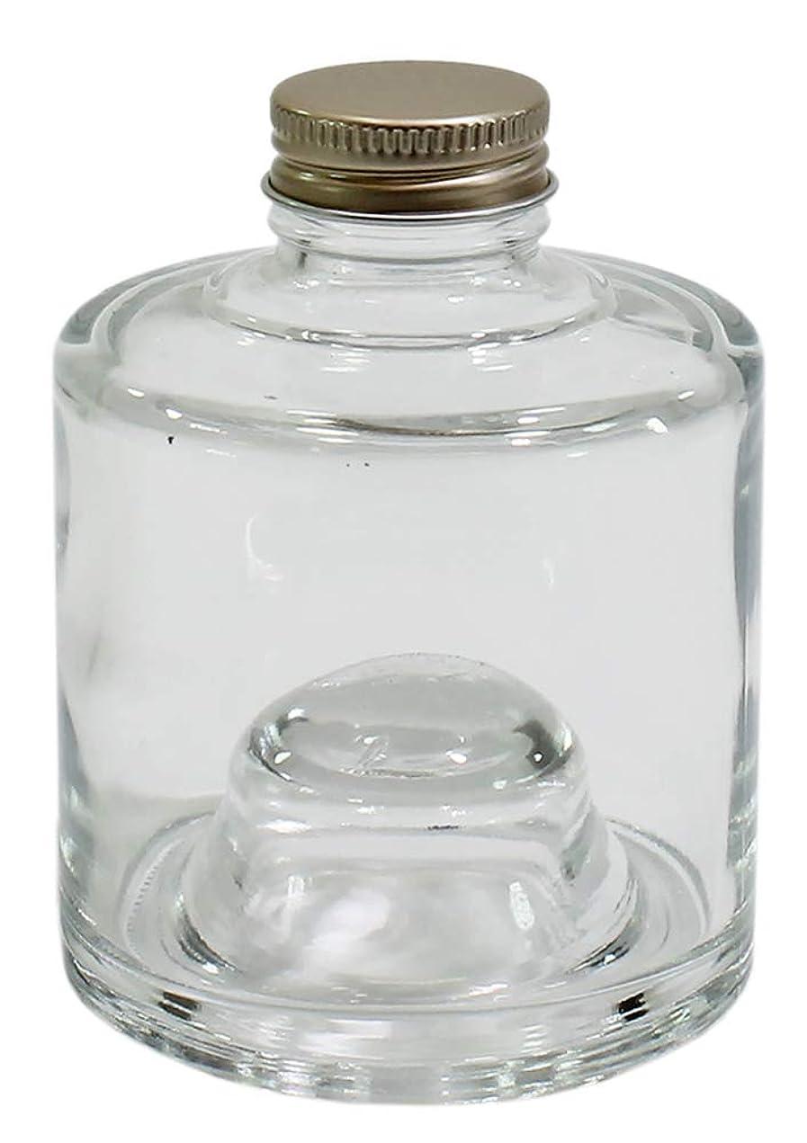 穏やかな素晴らしき威信ニチフロ(Nichiflro) ハーバリウム用ガラス瓶 ハーバリウム専用瓶スタッキング 09-002 180ml