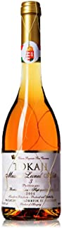 甜酒 匈牙利托卡伊Tokaji 阿苏贵腐甜白葡萄酒 Aszu阿苏甜白女士葡萄酒甜酒 礼酒 500ml (2004年3篓)