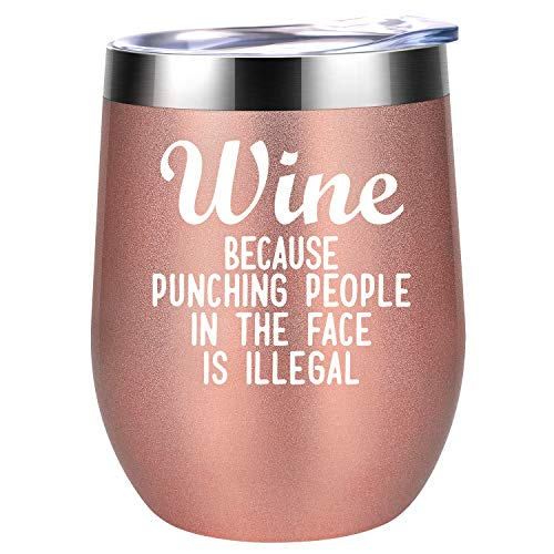 Wine Because Punching People in ...