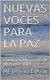 NUEVAS VOCES PARA LA PAZ: Certamen Internacional de Poesía 2019