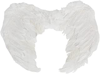 Halloween Party Costumes Feather Angel Wing