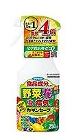 カダン 花と野菜のやさしい殺虫・殺菌 ハンドスプレー セーフ 250ml