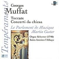 Toccate & Concerti Da Chiesa