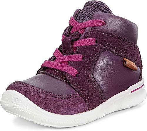 ECCO Jungen Mädchen First Sneaker, Pink (Mauve 59622), 22 EU