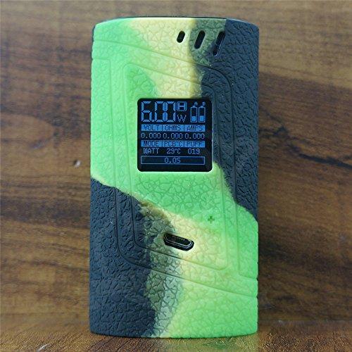 ModShield for Smok Alien 220W TC Silicone Case & TANK BAND ByJojo Skin Cover Sleeve Wrap Shield (Camo)