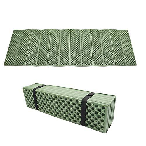 Terynbat - Mochila de espuma ultraligera, portátil, plegable, suave y cálida, ideal para acampar