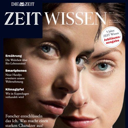 ZeitWissen, November 2009 audiobook cover art