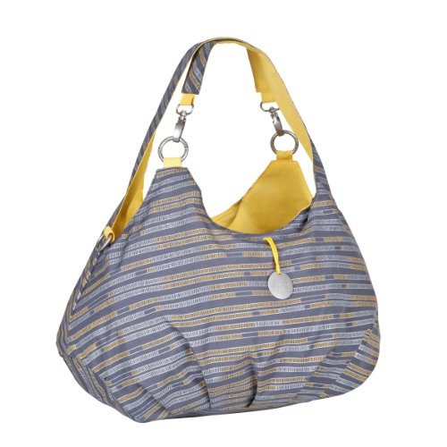 Lässig LSB140 Wickeltasche Gold Label Shoulder Bag, New Design, yellow