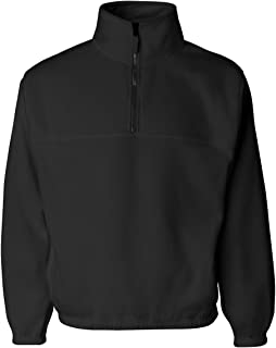 Sierra Pacific 3051 Unisex Adult Quarter Zip Poly Fleece Pullover