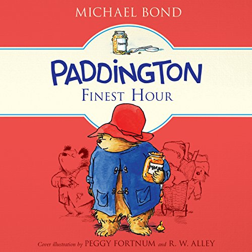 Paddington's Finest Hour audiobook cover art