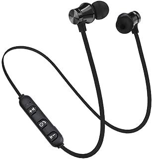 XT11 Bluetooth 4.2 magnético en la Oreja los Auriculares Manos Libres Reducción de Ruido Deportes Que Funcionan con conexi...