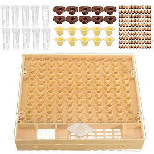 Matedepreso Practical Tools Bee Nicot Beekeeping Tool Kit Queen Rearing...