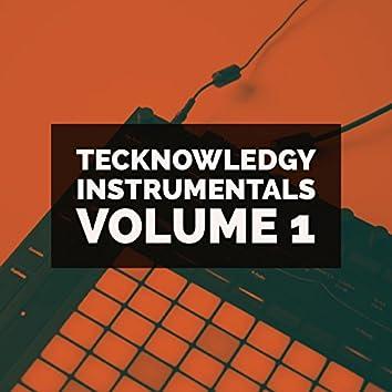 Tecknowledgy Instrumentals, Vol. 1