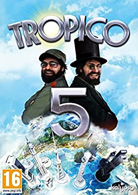 Tropico 5 - Espionage [PC/Mac Code - Steam] by Kalypso Media Digital